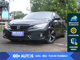 [OLXAutos] Honda Civic Hatchback 1.5 E Turbo Charger A/T 2019 Hitam