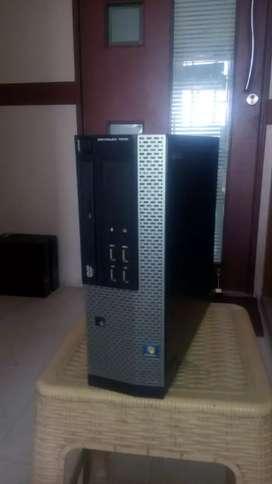 Dell i5 4th generation, 4gb ram, 500gb HDD under warranty