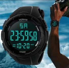 Jam tangan digital honhx Led digital