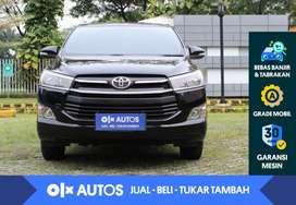 [OLX Autos] Toyota Kijang Innova 2.4 G Diesel A/T 2016 Hitam