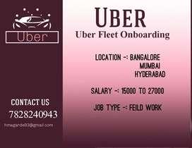 Uber Fleet Onboarding