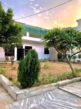 Fully Independent 3 BHK Full House G-Floor- for Bachelors  with Lawn