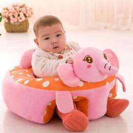 Baby Floor Sofa Plush Support Seat Learning To Sit Baby Plush Toys