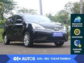 [OLX Autos] Nissan Grand Livina 1.5 SV Facelift A/T 2015 Hitam