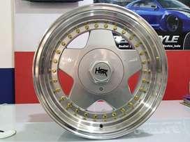 velg mobil model celong HSR AACHEN Ring 16 lebar 8 - 9 Agya Calya brio