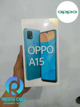 HP OPPO A15 RAM 3 ROM 32