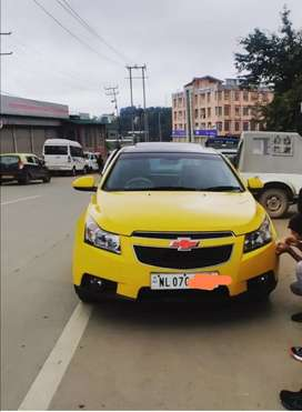 For sell Chevy Cruze .. no repair required..