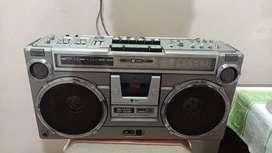SHARP GF-9292 Stereo boombox
