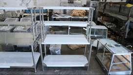 Meja Stainless Steel Anti Karat Harga Murah