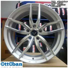 Velg AMW Vorsteiner R18X8 h5x114.3 Xpander Civic Camry Rush Terios CX5