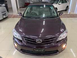 Corolla Altis SR 2013 total original