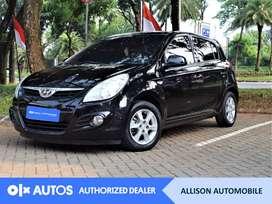 [OLXAutos] Hyundai i20 2011 1.4 A/T Bensin Hitam #Allison