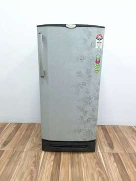 Godrej 5 star Rating 190 liters flower model refrigerator