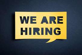 Required experienced Kitchen staff for Fast Food Restaurant