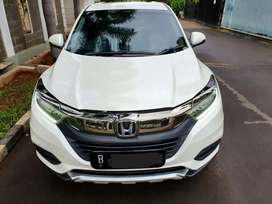 Honda HRV E Spesial Edition 2019 AT asli muluz