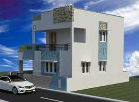 House sales in saravanampatti near 2bhk 40lakh