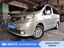 [OLX Autos] Nissan Evalia 2014 1.5 SV A/T Bensin Silver #Arjuna Tomang
