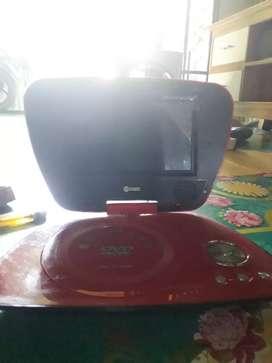 Jual   tv gmc DVD  / tv lipat