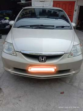 Honda city 2005 VTEC warna gold manual