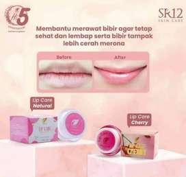Lip care SR12 / pencerah / pelembab bibir /mengobati bibir pecah-pecah