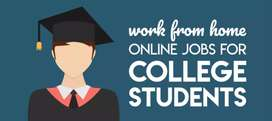 Online part time job for students