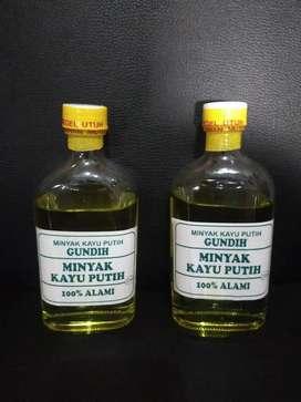 Minyak kayu putih Perhutani Gundih 225 ml anti covid