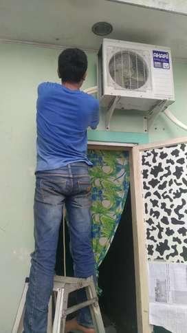 Karya jaya Tehnik Service panggil Ac kulkas mesin cuci bergaransi