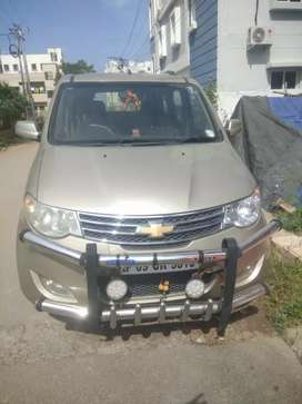 Chevrolet Enjoy 2013 Diesel Well Maintained