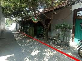 Jual Lahan/ Tanah Bonus Rumah Depan Plaza Ambarukmo Yogyakarta 5juta