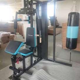 Alat fitness alat olahraga homegym 3 sisi 6503 barcode okm369