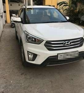 Hyundai Creta_1.6SX White