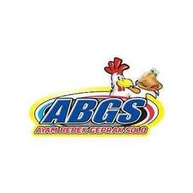 Lowongan Kerja RM ABGS (Ayam Bebek Geprak Solo)