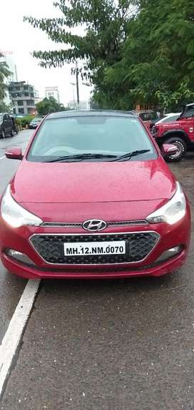Hyundai I20 i20 Asta 1.4 CRDI with AVN 6 Speed, 2016, Diesel