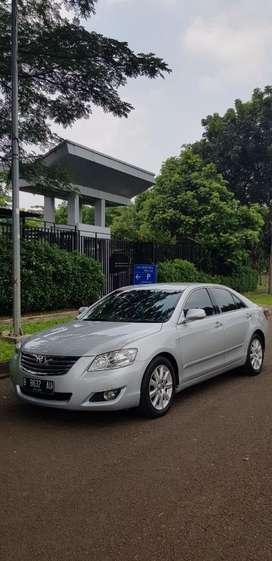 Dijual BU camry 2007/2008 2.4 V bensin