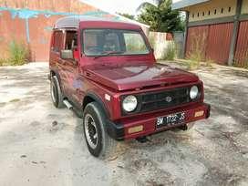 Dijual Suzuki Katana GX th 1996 merah met