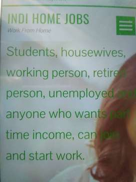 Bored at home Earn simple money