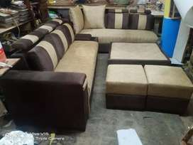 Free delivery :: brand new cup holder sofa