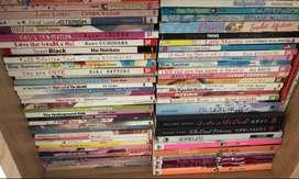 Jual murah obral novel remaja (teen),kondisi sangat baru, 1x baca
