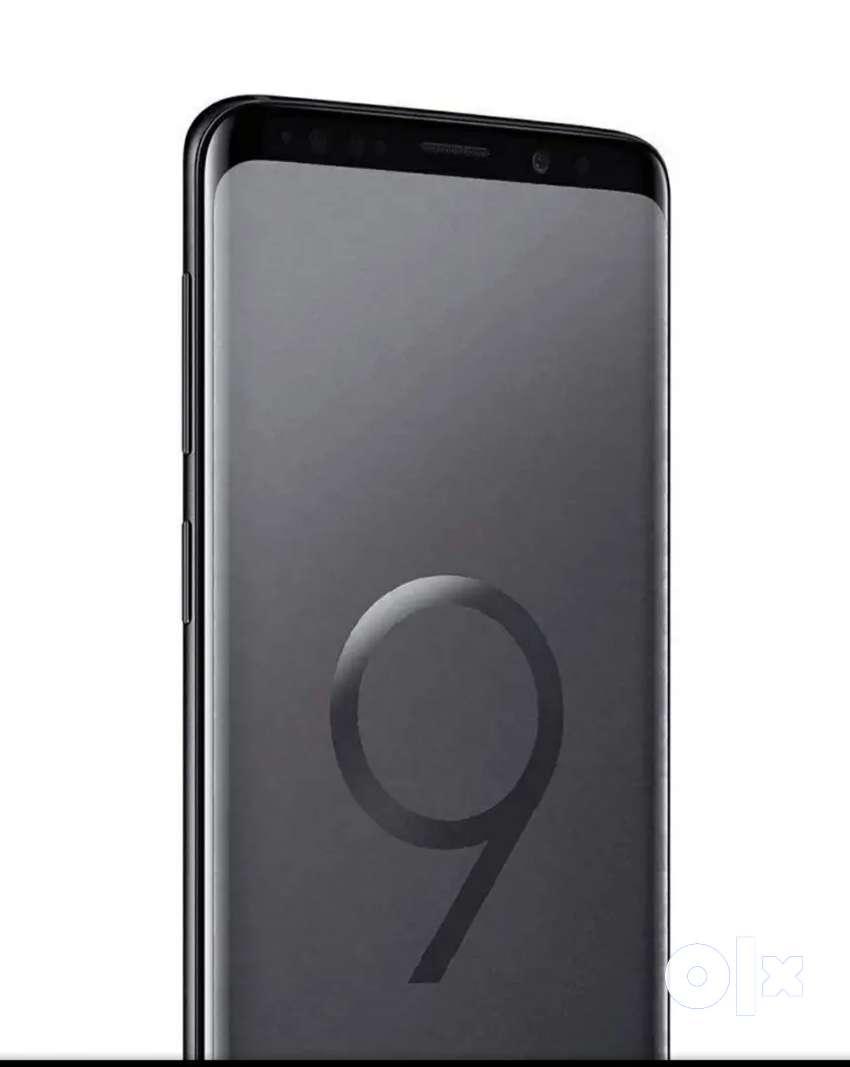 Samsang mobile S9+ 0