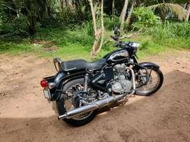 Classic 500cc, good condition,