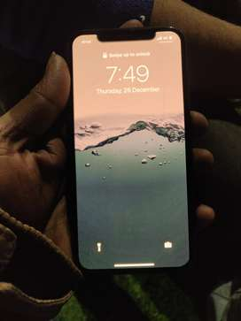 iPhone X great condition like new