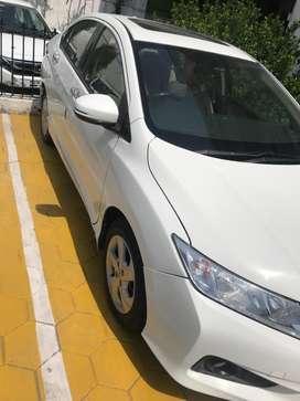 Honda City 1.5 V Automatic Sunroof, 2014, Diesel