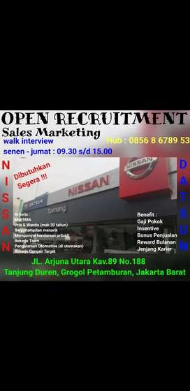 Lowongan Kerja Sales Jakarta Barat