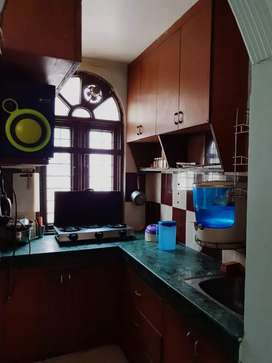 2bhk fully furnished price-15000/- nearby metro station
