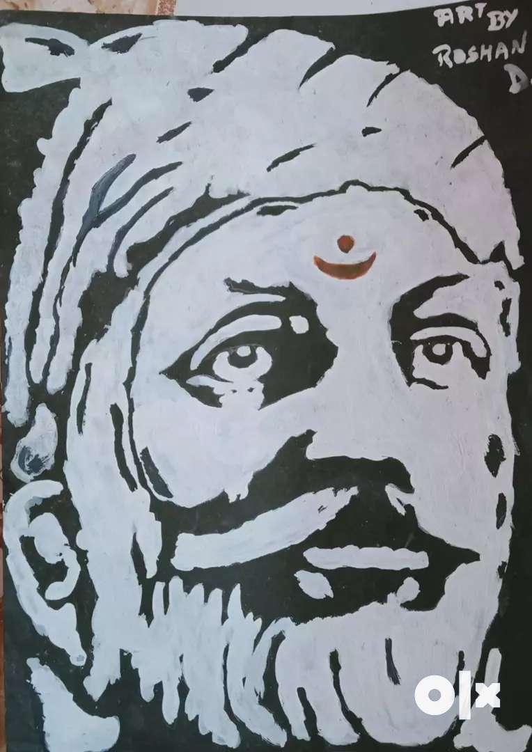 Chhatrapati Shivaji Maharaj painting