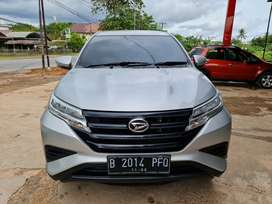 All New Terios Facelift 2018 MT Dp47jt