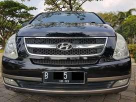 Hyundai H-1 Elegant AT 2008 Hitam DP rendah tenor minim