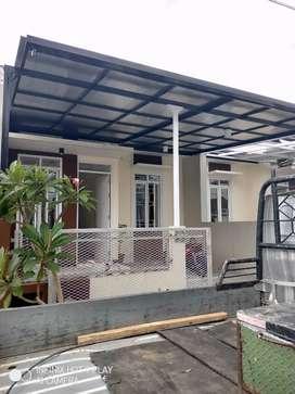 Canopy atap spandex bengkel las sr