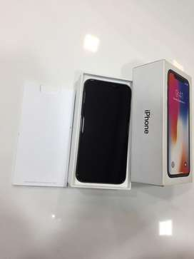 I PHONE X 64GB GREY COLOUR WITH BILL WARRANTY AVAILABLE