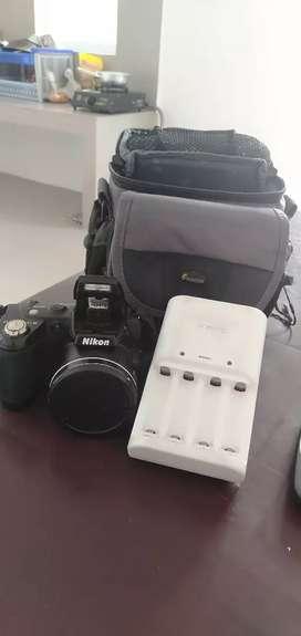 Kamera Nikon Cool Pix L120